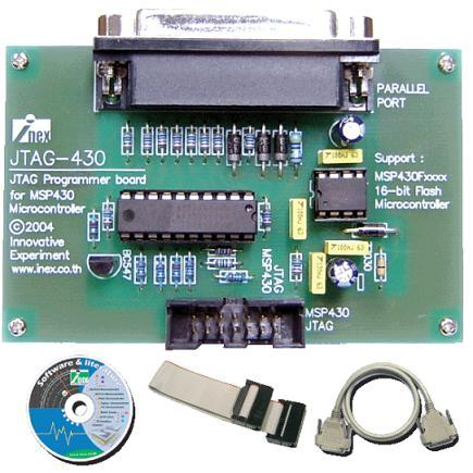 JTAG-430 - JTAG Programmer Board